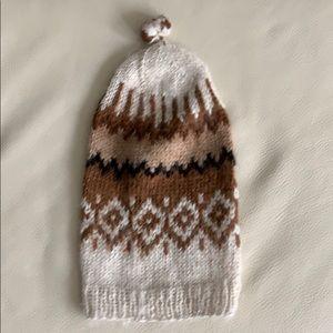 Handmade Hat Alpaca Wool